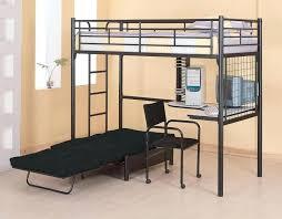 Wood And Metal Bunk Beds Metal Bunk Bed Desk Size Of Metal Bunk Bed With Slide Beds