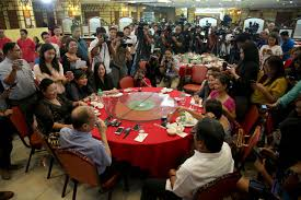 thanksgiving anecdotes now it can be told what president aquino loves about china