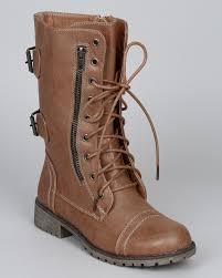 ugg womens laurin boots chestnut nature lug 12n zipper toe combat
