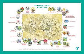 Rocky Mountain Map Internships Snow Mountain Ranch Winter Park Co