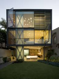 Home Design Ideas In The Philippines by Modern Minimalist Shaped Box Home Design Ideas With Screen Also