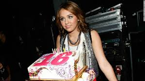 Miley Cyrus 2008 Vanity Fair Happy 20th Birthday Miley Cyrus
