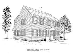 floor plan with perspective house 42 saltbox tiny house floor plans kingsport saltbox vacation home