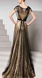 black and gold dress best 25 gold and black dress ideas on vintage black
