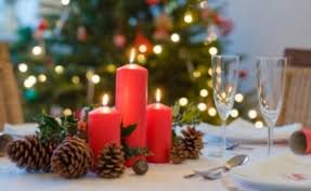 Centerpieces For Christmas by Christmas Decorations Articles Apartment Decoration