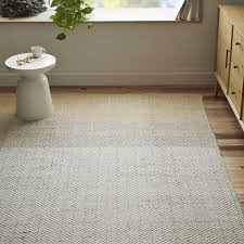 West Elm Rug by Margo Selby Balanced Weave Wool Rug West Elm Au