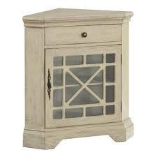 White Corner Cabinet With Doors White Corner Cabinet Wayfair