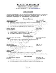 exles on resumes career resume exles resume sles