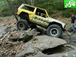 jeep rock crawler buggy xj rock crawler rock buggy tons linked warrior run off road