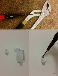removal how to remove closet shelf clips and brackets without