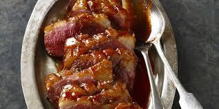 cuisiner magret de canard au miel magret de canard au miel recettes femme actuelle