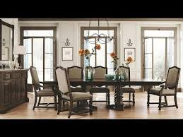 bernhardt dining room sets pacific canyon diningroom collection 349 by bernhardt youtube