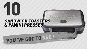 Best Sandwich Toasters With Removable Plates Sandwich Toasters U0026 Panini Presses Amazon Uk Best Sellers 2017