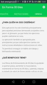 Challenge Para Que Es 30 Day Fit Challenge Workout 1 0 19 Android Free