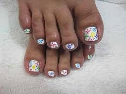 nail art for toes red nails youtube images of nail art for