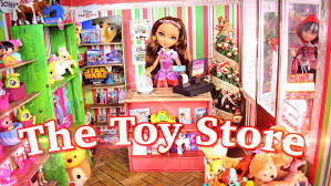 How To Make Doll Kitchen Diy How To Make Doll Toy Store Christmas Handmade Doll