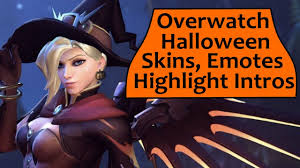 halloween event dragon city overwatch halloween event new skins emotes and highlight intros