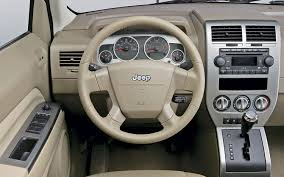 2007 jeep compass recall 2007 jeep compass road test review truck trend