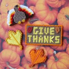 378 best plastic canvas and thanksgiving images on