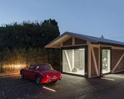 4 Car Carport Gallery Of Underground Carport And Car Display B29 Architectes 4