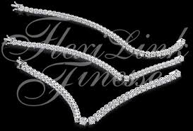 light diamond necklace images Flexi linkbracelets finesse the fine light diamond bracelet jpg