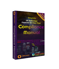 compliance manual template buy now with special discount