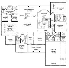 one story house plans with walkout basement uncategorized story and half house plan marvelous for brilliant ba