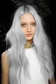 gray hair color trend 2015 cabello plata y con mechas y rayitos buscar con google rubio