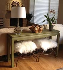 Table Under Sofa by 16 Best Ottoman Under Console Ideas Images On Pinterest Console