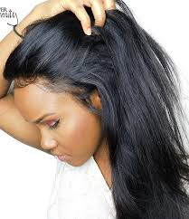 baby hair 360 lace frontal closure pre plucked with baby hair