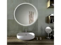 bathrooms design frameless mirror bathroom mirrors contemporary