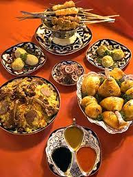 national cuisine of uzbek national cuisine uzbek dastarkhan