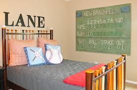 boys headboard ideas the ragged wren baseball boys room