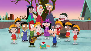 image 12 days of christmas jpg phineas and ferb wiki fandom