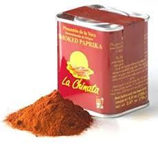 smoky paprika la chinata sweet smoked paprika by latienda