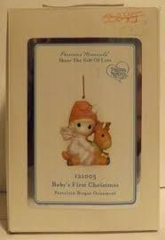 precious moments ornament baby s 2013