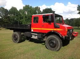 1990 mercedes unimog 4x4 pumper used truck details