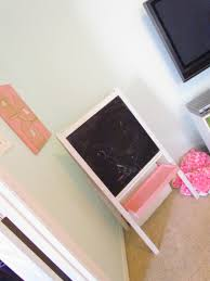 wright by me girly playroom