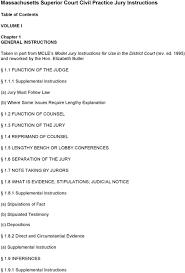 ny pattern jury instructions lexis massachusetts superior court civil practice jury instructions pdf