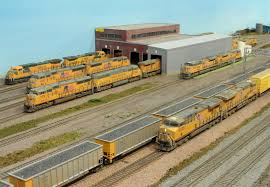 n scale union pacific railroad class i midwest model railroading