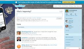 layout of twitter page the new twitter layout just isn t ready for prime time