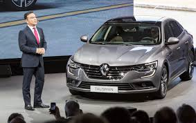 renault cost renault talisman priced from u20ac27 900 in france