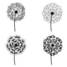 21 awesome dandelion designs