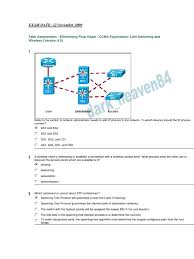 ccna 4 chapter 1 2011 v4 0 answers 100 ccna exploration 4 0