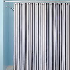 Shower Curtain Striped Interdesign Regency Stripe Fabric Shower Curtain Designs Ideas