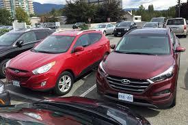 hyundai tucson 2014 red 2016 hyundai tucson limited 1 6t awd autos ca