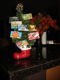 gift card tree ideas especially the starbucks gift card gift card tree search