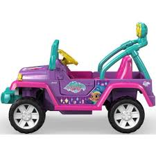 philippine jeep drawing power wheels nickelodeon shimmer u0026 shine jeep wrangler walmart com