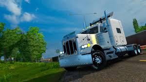 volvo vnl 780 blue truck farming simulator 2017 2015 15 17 peterbilt 379 cat 1 18 1 3 truck euro truck simulator 2 mods