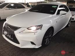lexus f sport price malaysia 2013 lexus is250 for sale in malaysia for rm228 000 mymotor